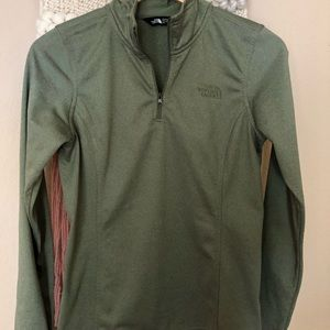 North Face Glacier Tech 1/4 Zip